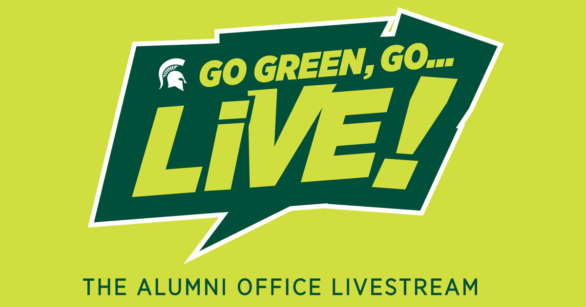 Go Green, Go LIVE!